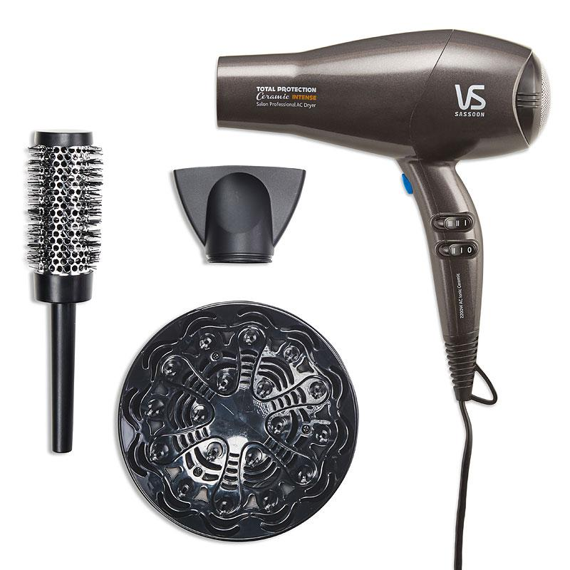 VS Sassoon Total Protection Professional Hair Dryer 2300W