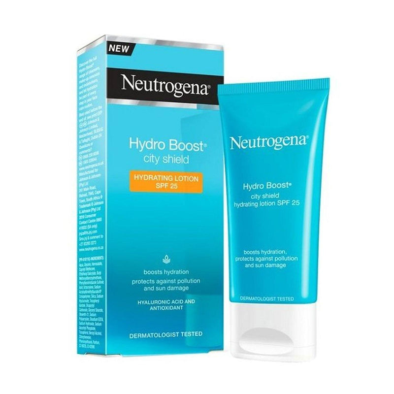 Neutrogena Hydro Boost City Shield 50mL Hydrating Lotion