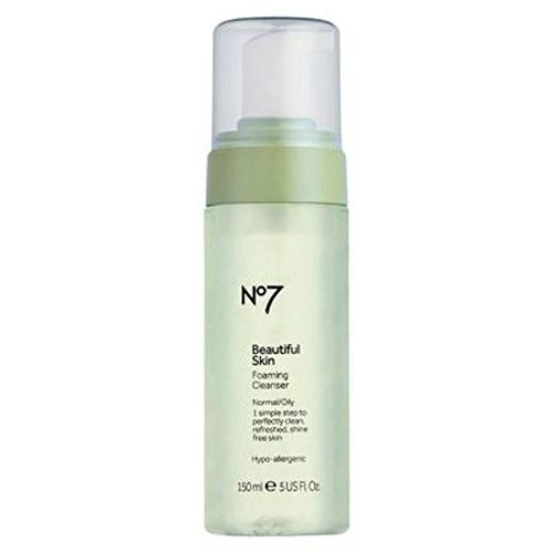 No7 Beautiful Skin Foaming Cleanser Normal / Oily 150ml