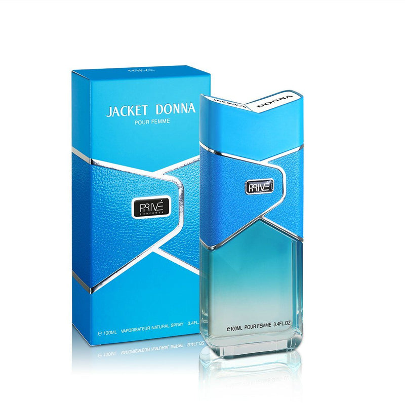Jacket Donna Pour Femme by Prive 100 ml EDP