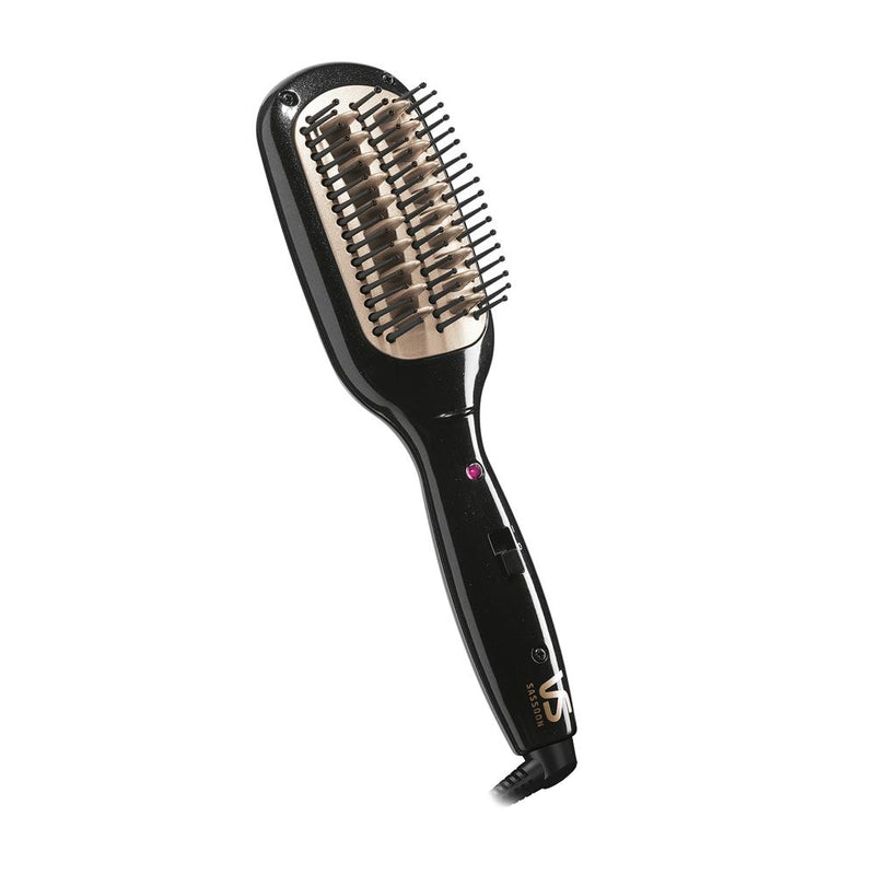 VS Sassoon Mini Straightening Brush | Black