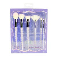 Beauty Creations Unicorn Dream 6 Pc Brush Set