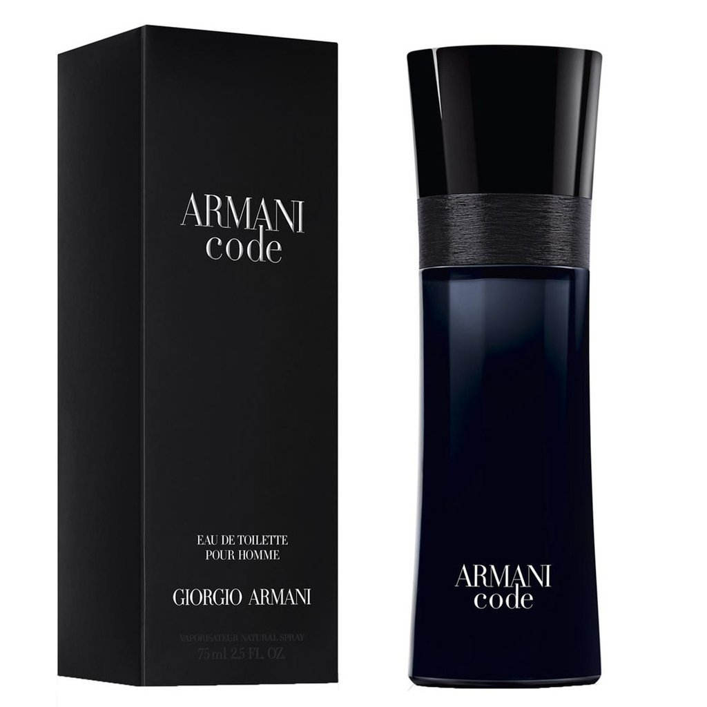 Armani Code by Giorgio Armani 75ml EDT