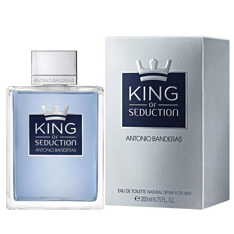 Antonio Banderas King Of Seduction 200ml EDT