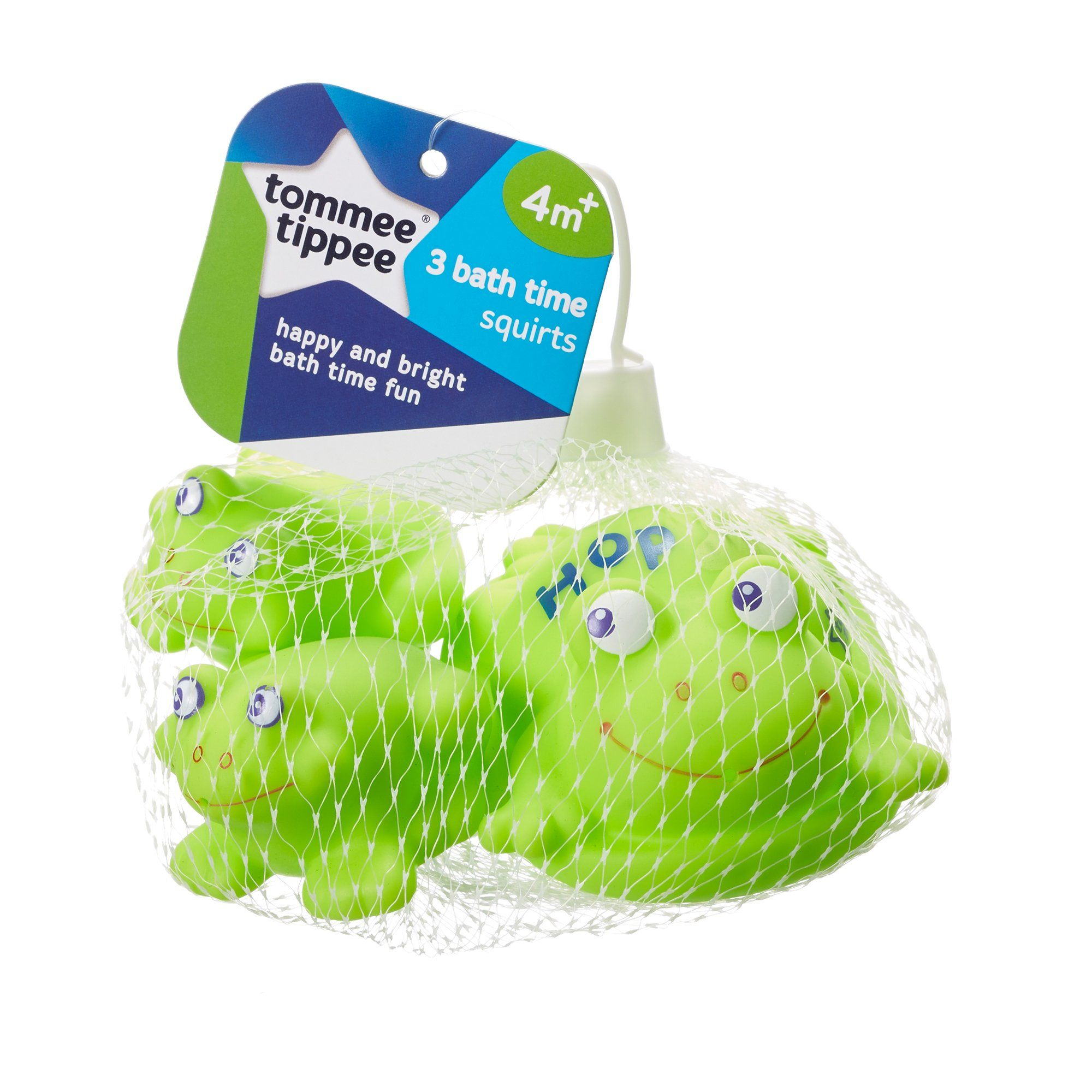 tommee tippee Bath Squirts | 3 Pack