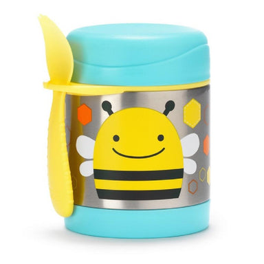 Skip Hop Zoo Insulated Food Jar Bee