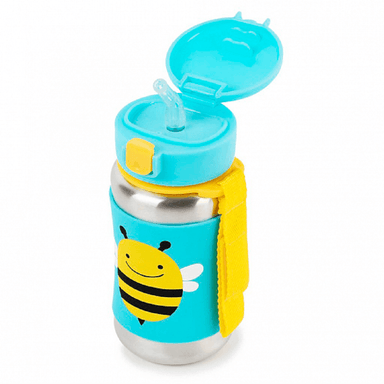 Skip Hop Zoo Stainless Steel Bottle Bee