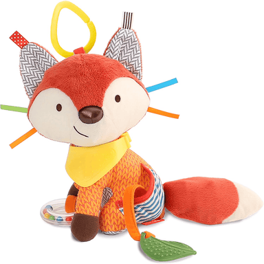Skip Hop Bandana Buddies Activity Toy Fox