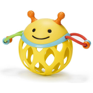 Skip Hop Explore & More Roll-Around Rattles Bee