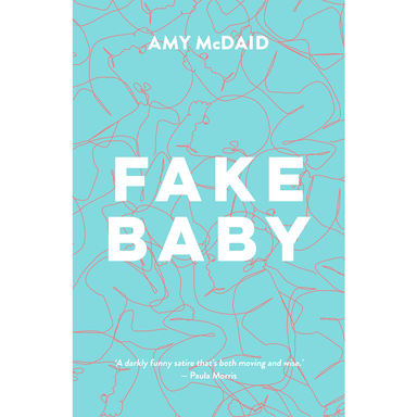Amy McDaid Fake Baby