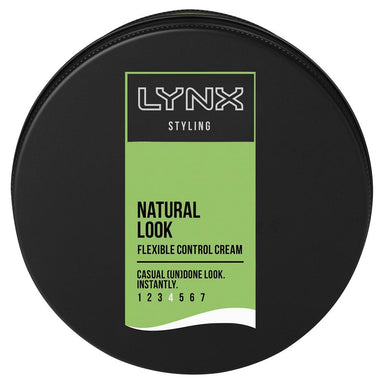 LYNX Natural Look Flexible Control Cream 75mL
