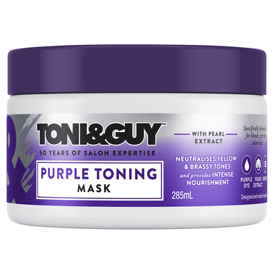 TONI&GUY Purple Toning Hair Mask 285mL