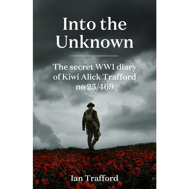 Ian Trafford Into the Unknown