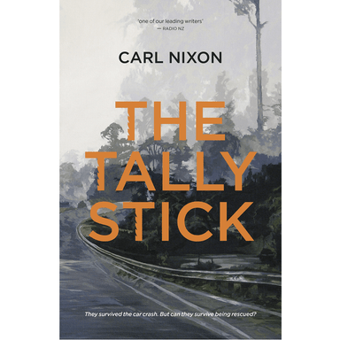 Carl Nixon The Tally Stick