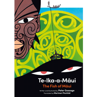 Peter Gossage Te Ika a Maui / The Fish of Maui