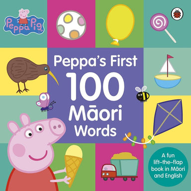 Ladybird Peppa Pig: Peppa's First 100 Maori Words