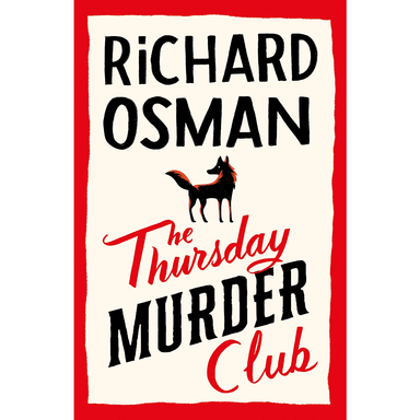 Richard Osman The Thursday Murder Club