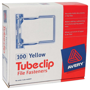 Yellow - Pack of 100