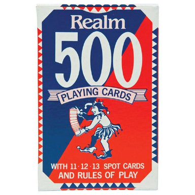 Realm Playing Cards 500 Pack