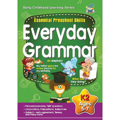 Greenhill Activity Book Ages 5-7 Everday Grammar
