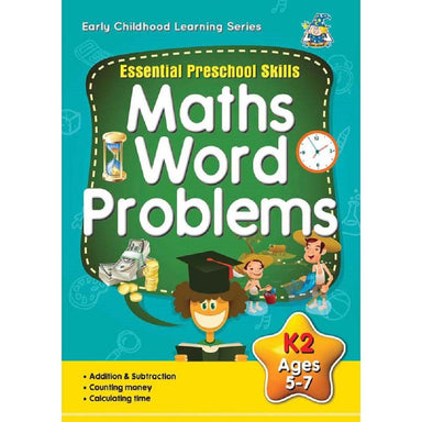 Greenhill Activity Book Ages 5-7 Math Word Problems
