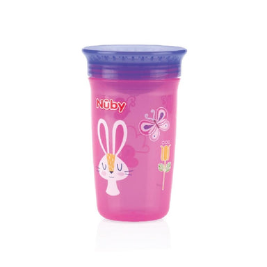 Nuby 360° Printed Basic Cup 300mL