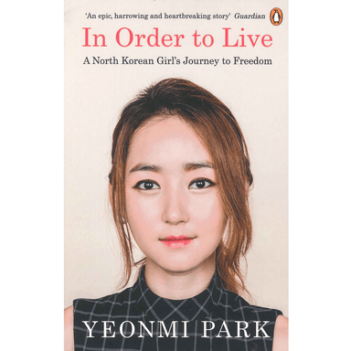 Yeonmi Park In Order to Live