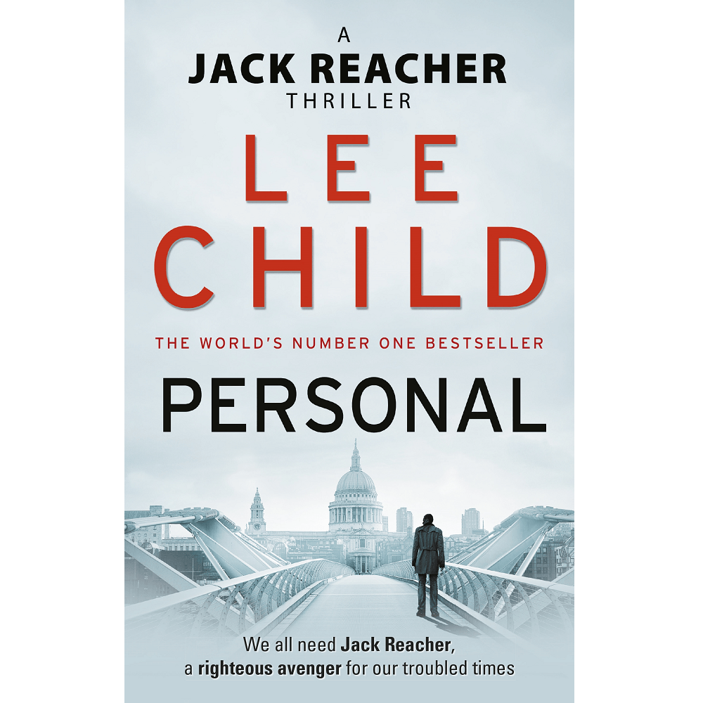 Lee Child Personal