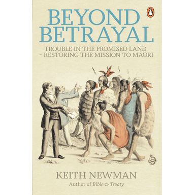 Keith Newman Beyond Betrayal
