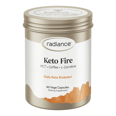 radiance Keto Fire Capsules 60's