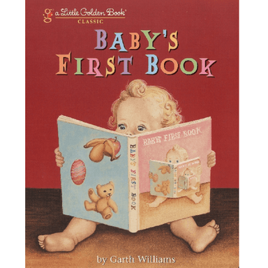 Garth Williams LGB Baby's First Book