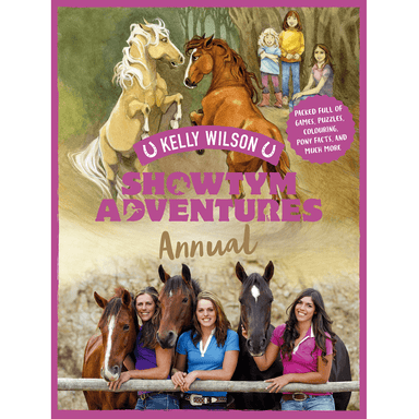 Kelly Wilson Showtym Adventures Annual
