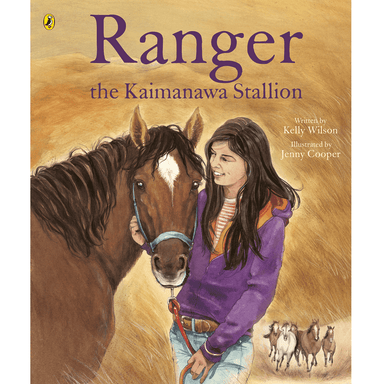 Kelly Wilson Ranger the Kaimanawa Stallion