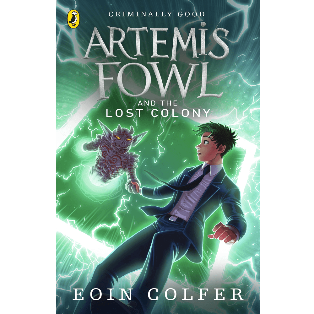 Eoin Colfer Artemis Fowl and the Lost Colony
