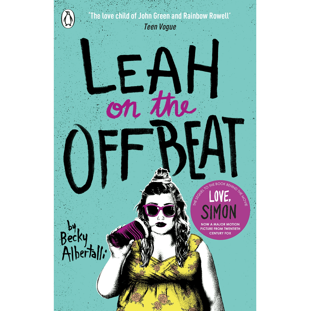 Becky Albertalli Leah on the Off-Beat