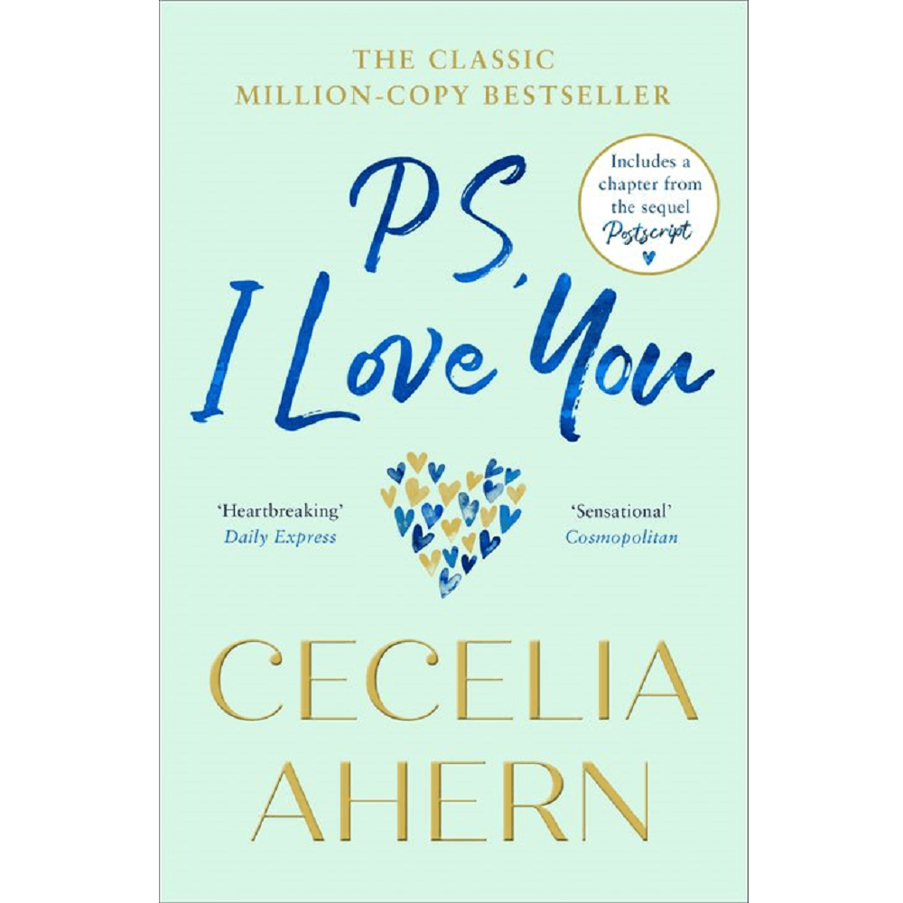 Cecelia Ahern PS, I Love You