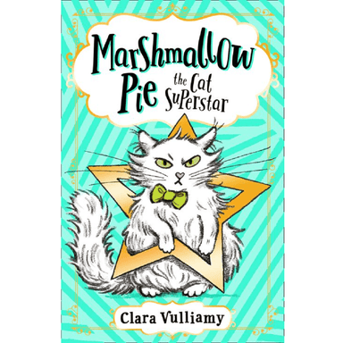 Clara Vulliamy Marshmallow Pie The Cat Superstar