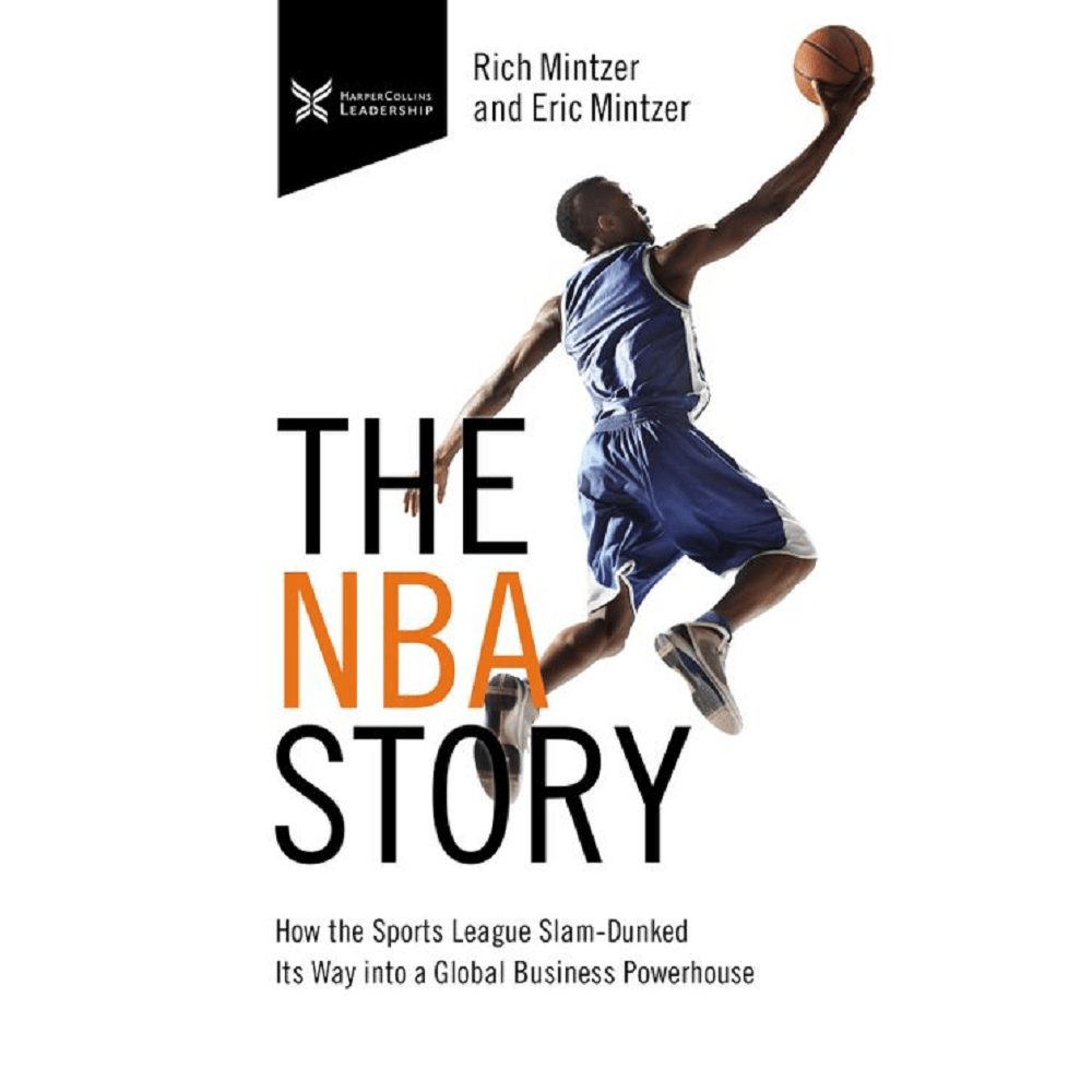 Eric Mintzer and Rich Mintzer The NBA Story
