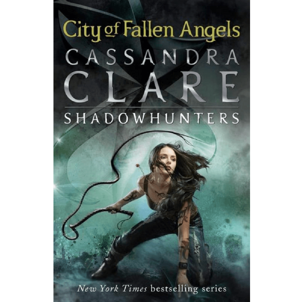 Cassandra Clare The Mortal Instruments: City of Fallen Angels