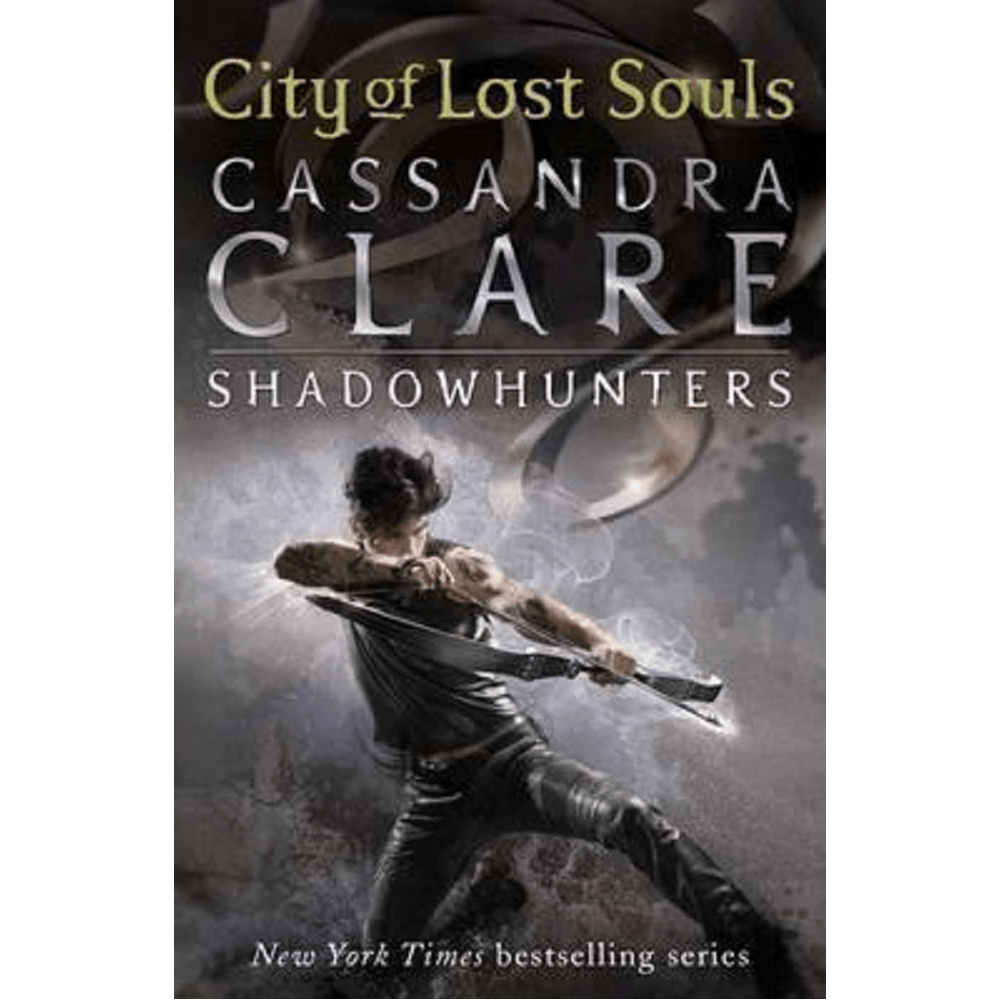Cassandra Clare The Mortal Instruments: City of Lost Souls