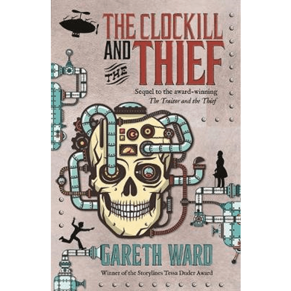 Gareth Ward The Clockill and the Thief
