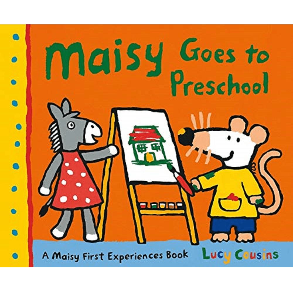 Lucy Cousins Maisy Goes To Preschool