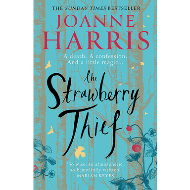 Joanne Harris The Strawberry Thief