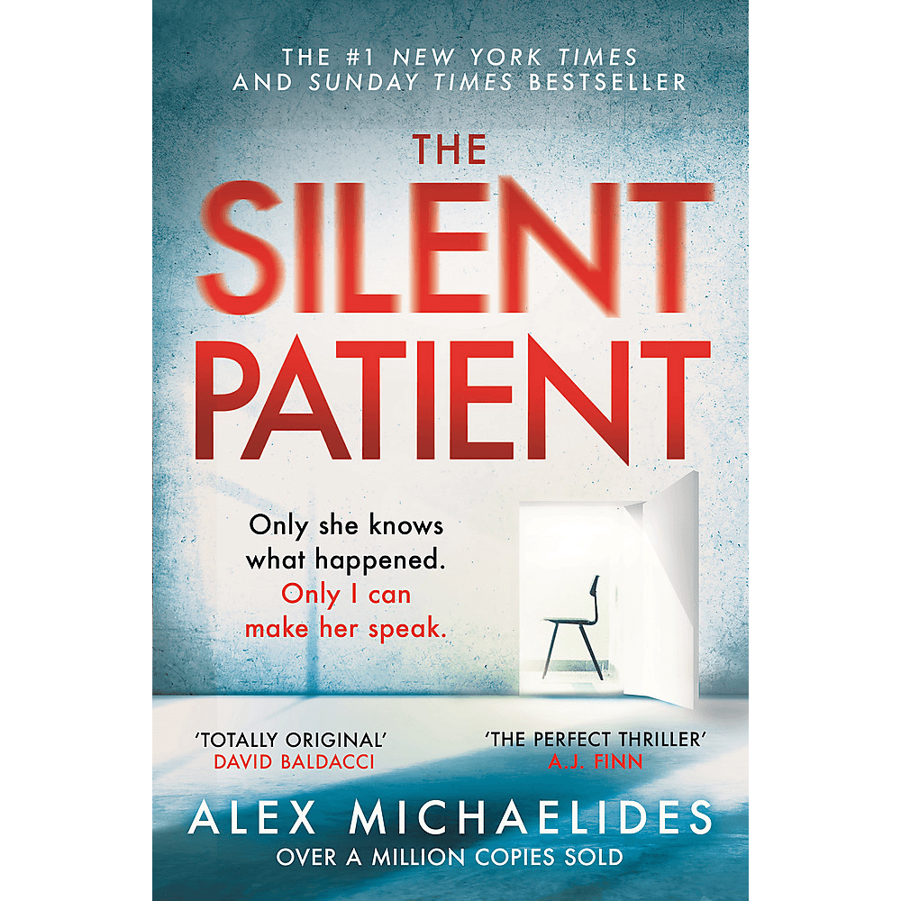 Alex Michaelides The Silent Patient