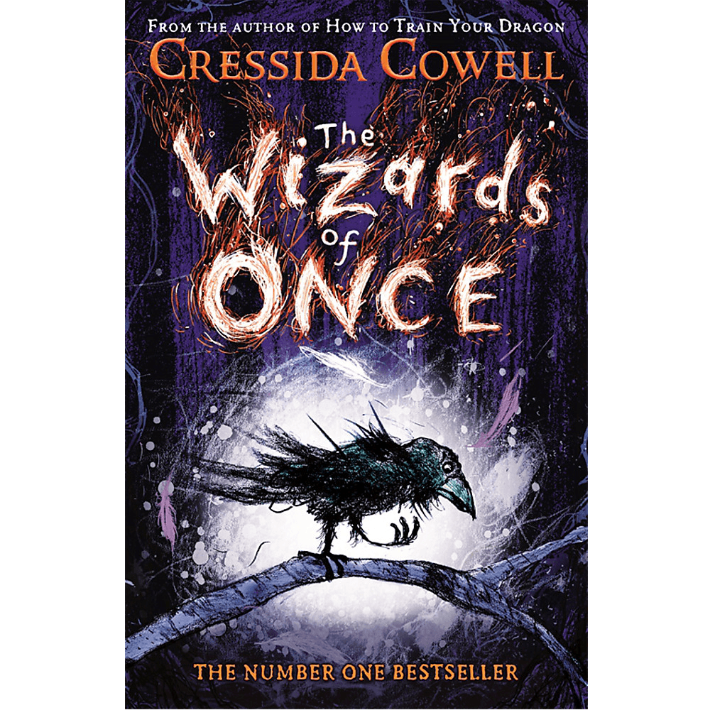 Cressida Cowell The Wizards of Once