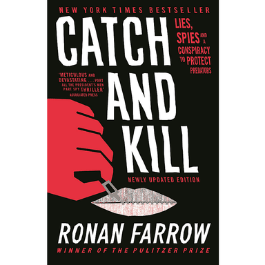 Ronan Farrow Catch and Kill