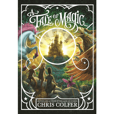 Chris Colfer A Tale of Magic…