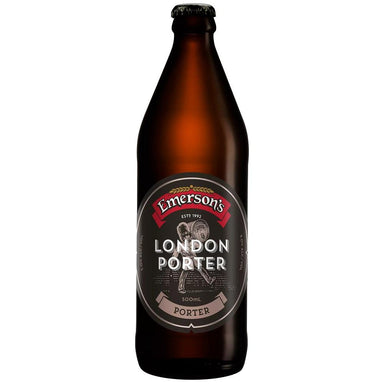 Emerson's London Porter Beer 500mL Bottle