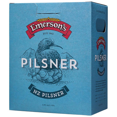 Emerson's Pilsner Beer 330mL Bottle 6 Pack