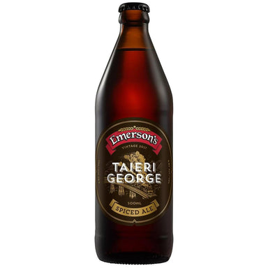 Emerson's Taieri George Beer 500mL Bottle